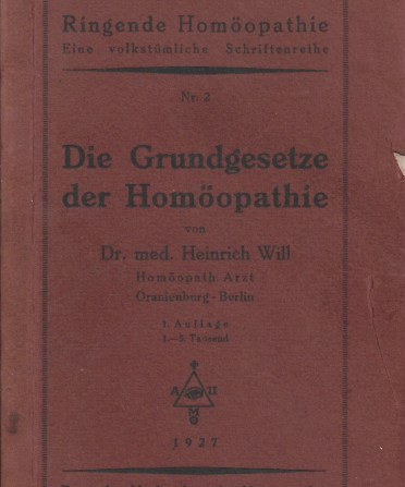 [:de]Dr.med.H.Will - Homöopathie vs. Schulmedizin - Insulin, Pocken Impfung, Malaria - Körper, Geist, Seele[:]