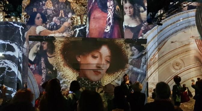 Atelier Des Lumières                 Impresionante exhibición en París