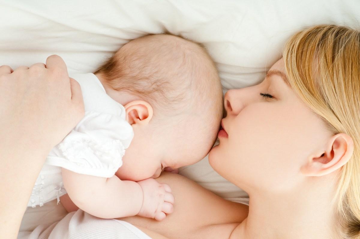 Breastfeeding Tips : Bagaimana Jika Susu Ibu Sikit