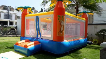 Rental Bouncy Castle Malaysia by Sevensix Inflatables