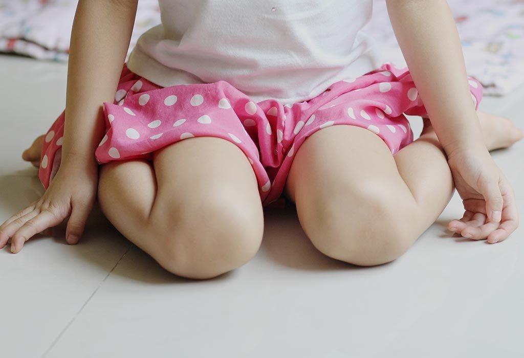 Hati-hati Bila Anak atau Bayi duduk W Bimbang Ganggu Perkembangan Mereka