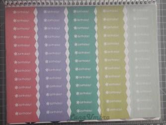 Erin Condren Life Planner sticker 3