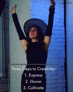 Three Steps To Unleash Your Creativity And Ignite Your Passions