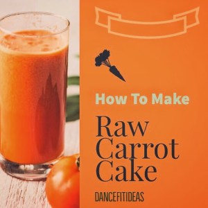 Raw Carrot Cake (Nuts-Free)