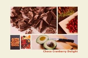 Cranberry Choco Delight
