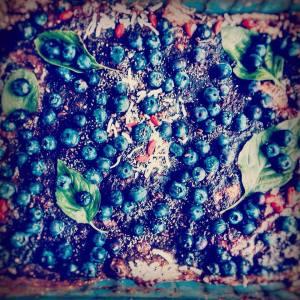 7-Layered Gourmet Cake - VEGAN