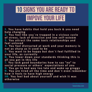 10 signs you are ready for coaching