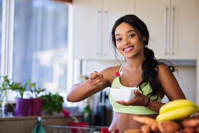 Instead of focusing what NOT to eat...focus on how to eat to enjoy food without guilt