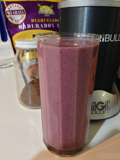 Smoothie Antiox Berries Cacao
