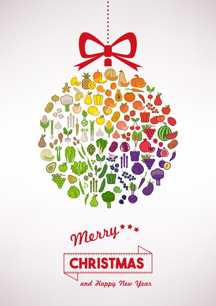 ¡El equipo de Lunch Saludable, te desea lo mejor en éstas fiestas decembrinas!