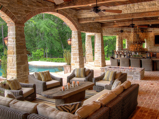 Outdoor Living - Lundberg Specialty Services on Living Patio id=55049
