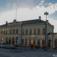 Lund's Train Station