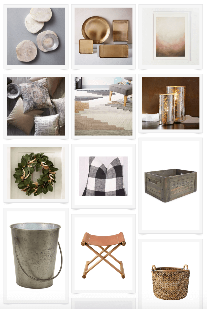 Fall Home Picks