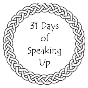 Speaking Up