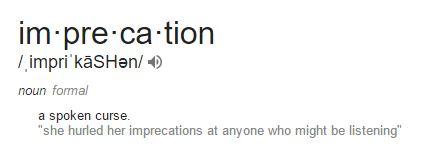 dfn-imprecation