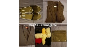 Minimalist Game - Day 13