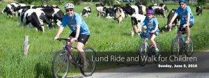 Lund Ride and Walk for Children