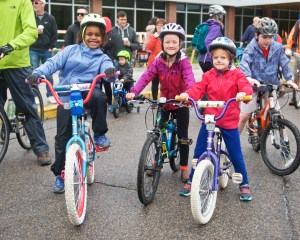 Mother's Day Ride and Walk for Children presented by NorthCountry Federal Credit Union
