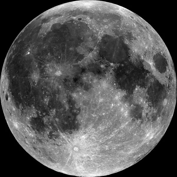 Je vous ai promis la lune, vous y êtes !