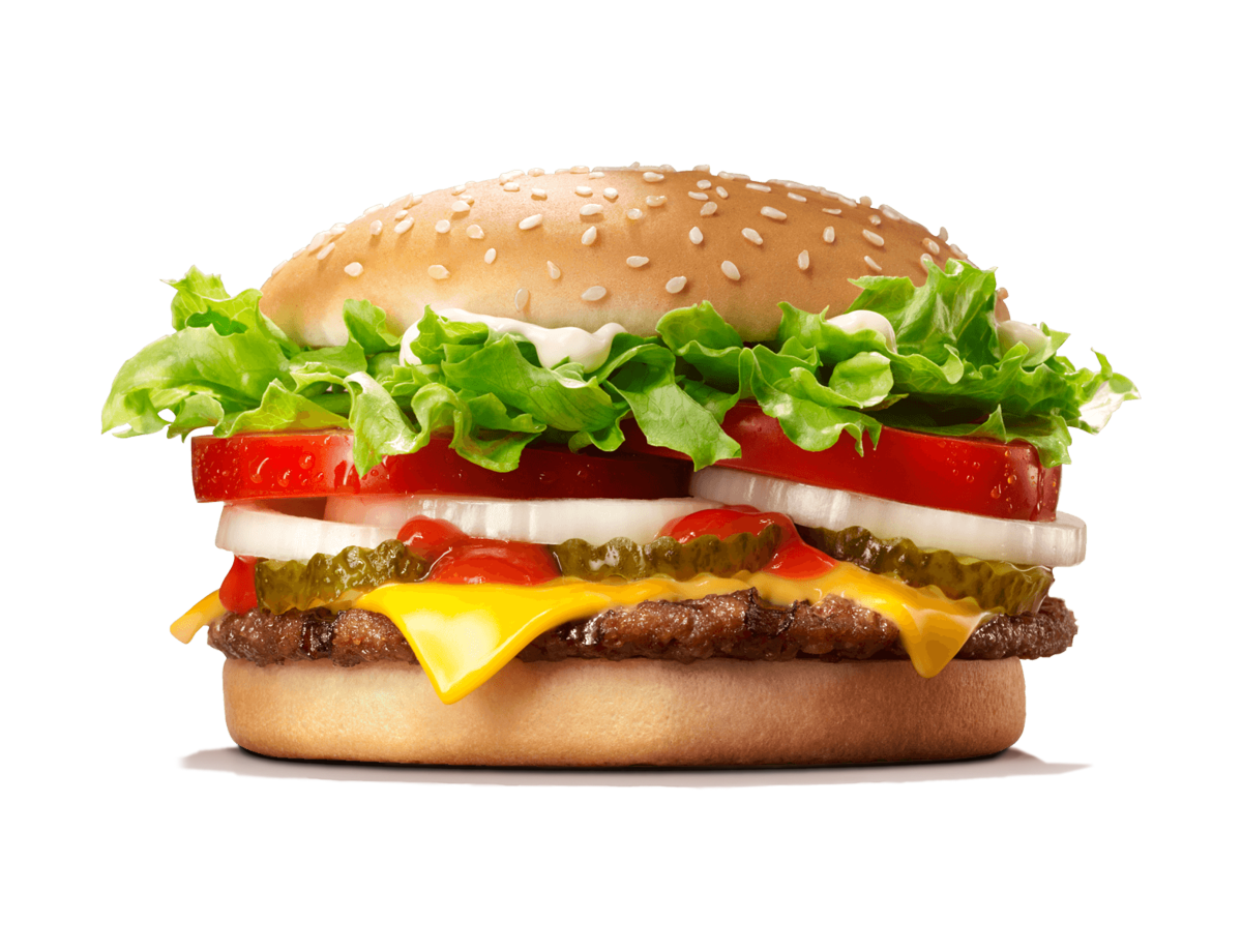 ok google whopper burger king maison