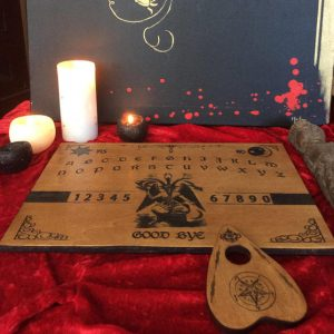 spiritisme et planche ouija