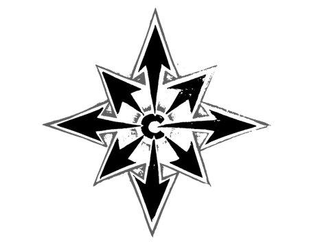 étoile du chaos