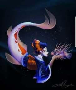 Sirène, Mythe ou réalité au Japon