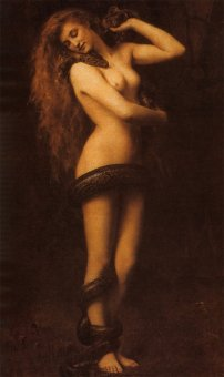 Lilith enfer et démon