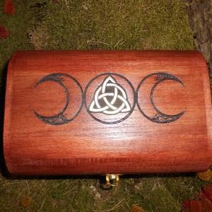 wicca boîte