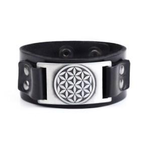 fleur de vie en bracelet