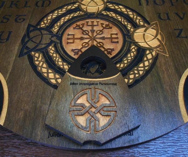 Ouija celtique viking