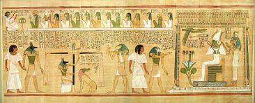 Divinités en Egypte