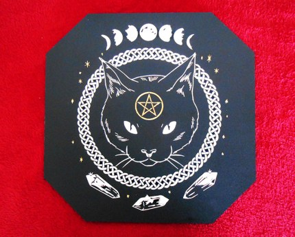wicca creation chat noir