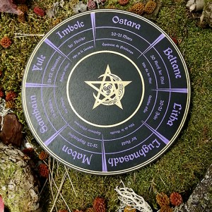 ROUE WICCA NUIT