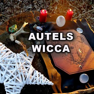 Les Autels wicca
