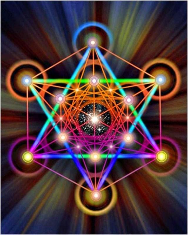 Symbole ésotérique Métatron