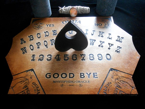 planche Ouija 1891