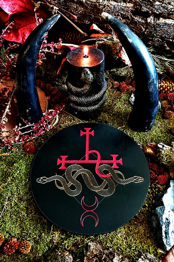 Lilith art ésotérique