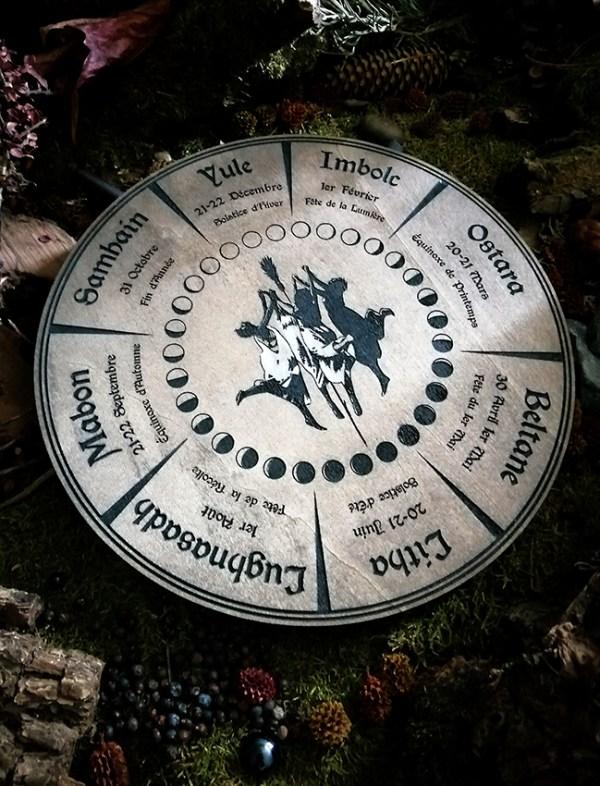 Witch roue de l'année