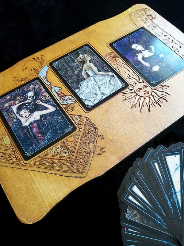 tirage de cartes Oracle