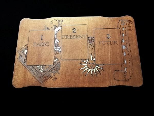 Tapis Carte Oracle