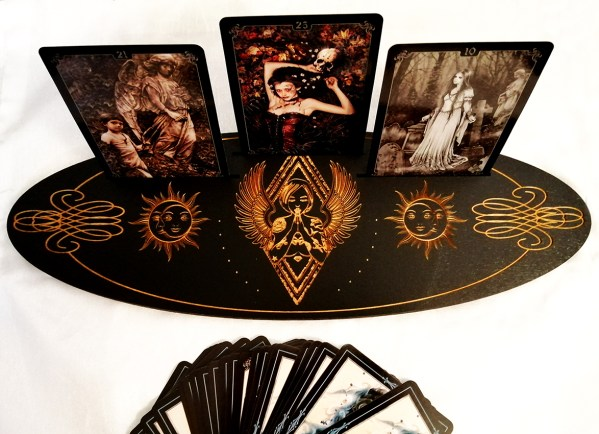 Stand tarot divinatoire