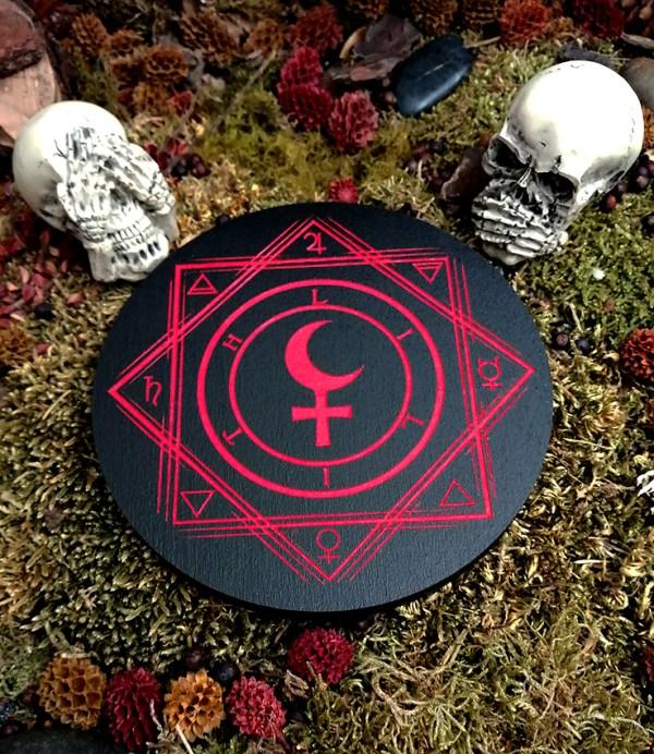 Lilith sigil sacré