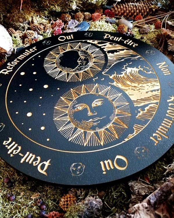 ésotérisme art divinatoire pendule