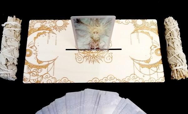 art divinatoire cartes