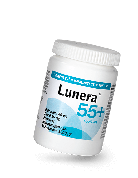 Lunera for 55+ year-olds