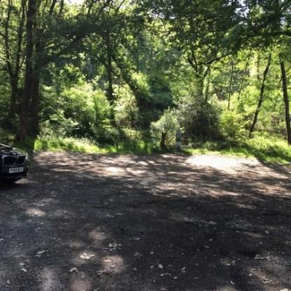 Bailiff Wood Car Park