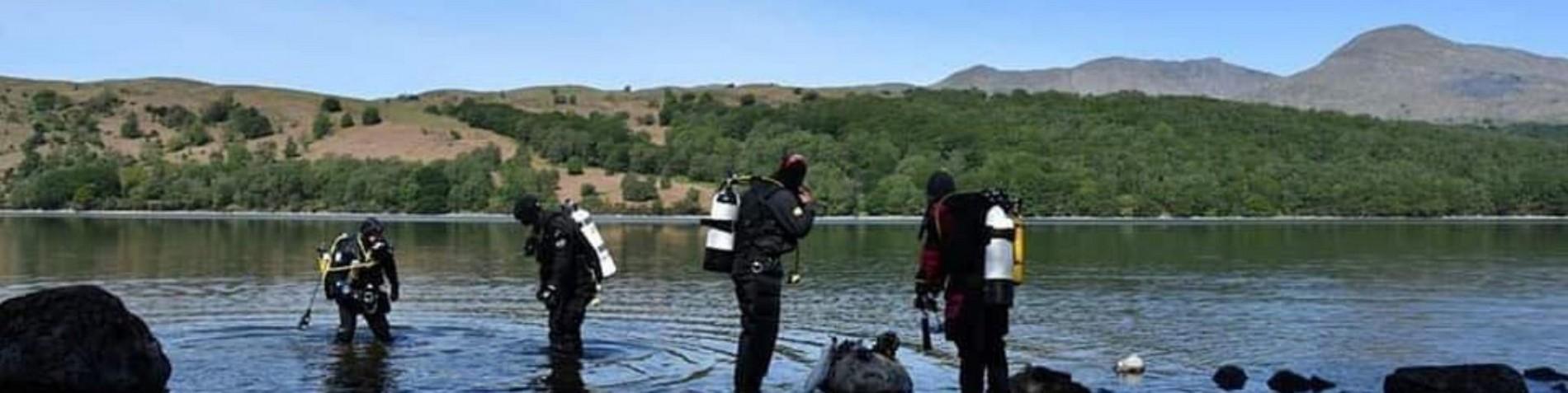 Bailiff Wood Dive Site