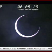 #Calendrier des #éclipses en 2017
