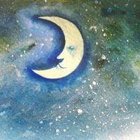 Vingt quatrième -  jour de la #Lune